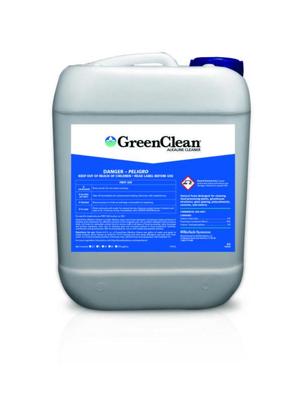 GreenClean Alkaline Cleaner